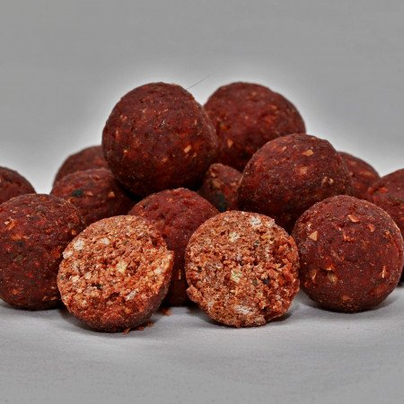 Boilies Red Garlic