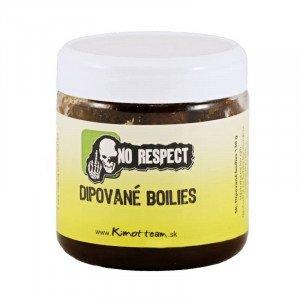 Dipované boilies Jahoda | 150 g