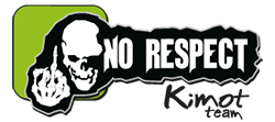 NO RESPECT - Kimot team CZ